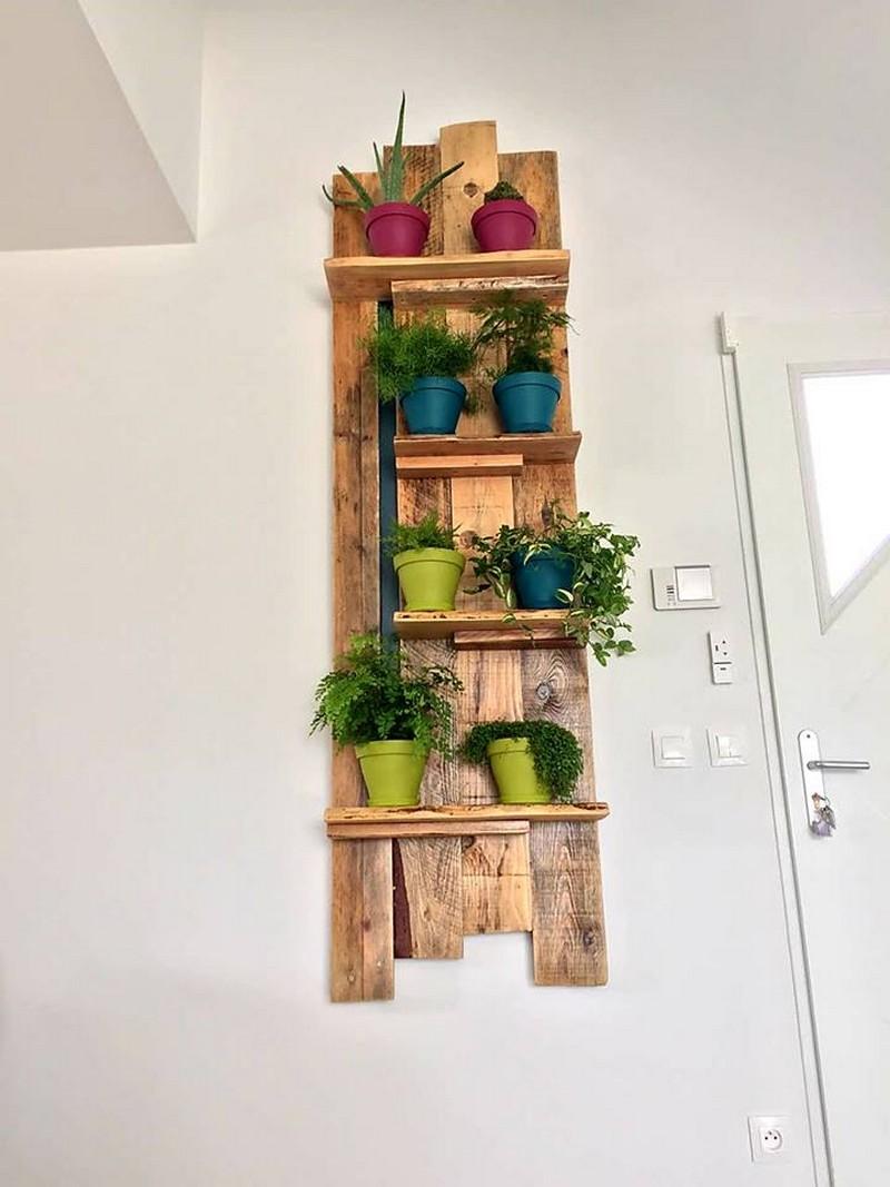 pallet-plant-pots-shelving