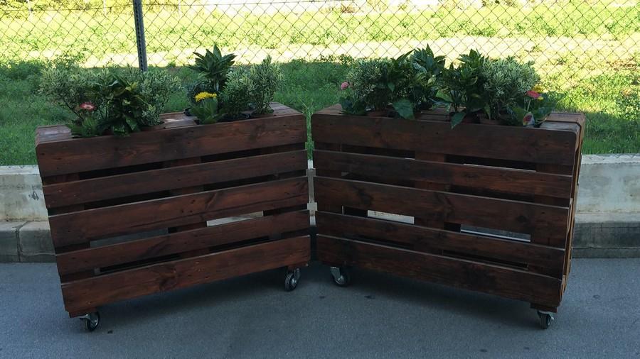 wood-pallet-planters