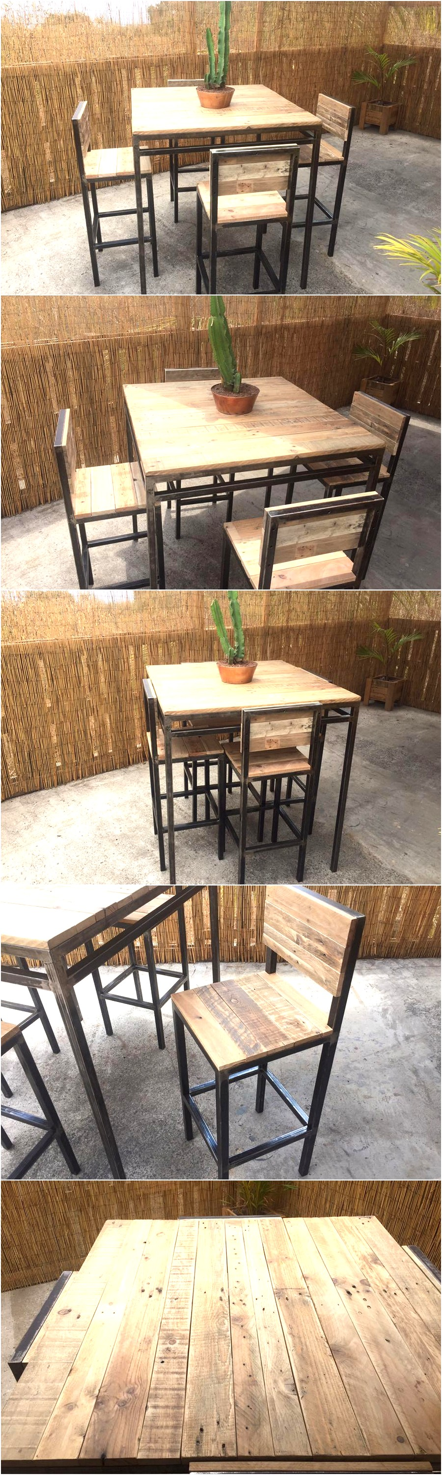 reclaimed-pallet-furniture-set