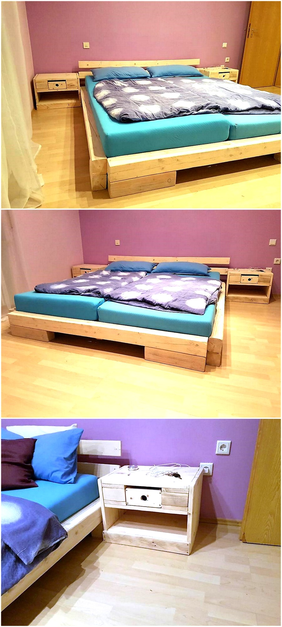 stylish-disposable-pallets-bed
