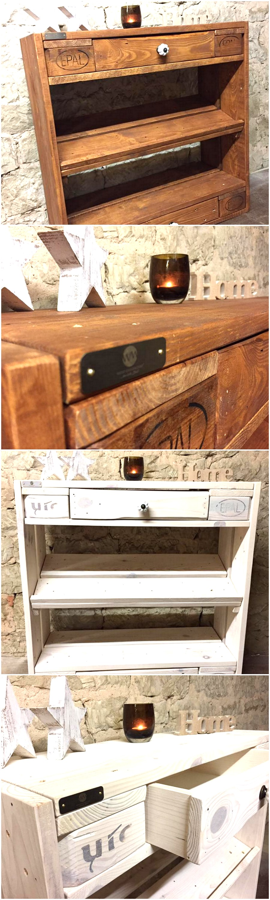 wood-pallet-side-table-with-drawers