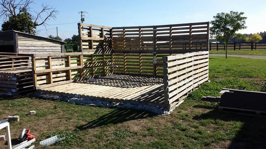 how-to-make-pallet-garden-cabin