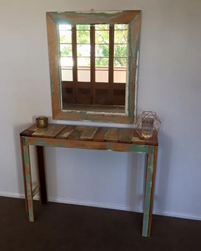 pallet-vintage-hall-table-with-matching-mirror