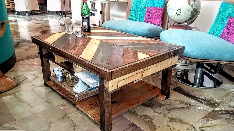 Easy Ideas for Pallet Wood Recycling
