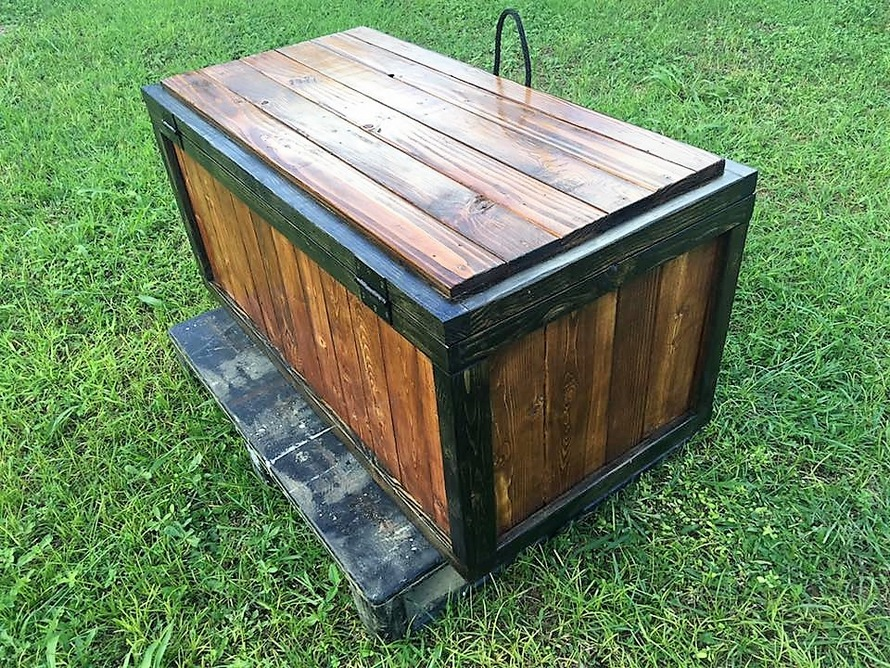pallet-storage-chest-project