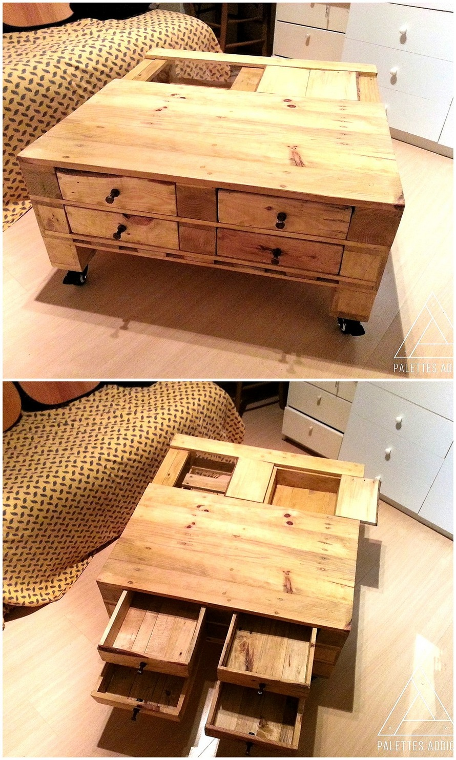 pallet-table-with-drawers