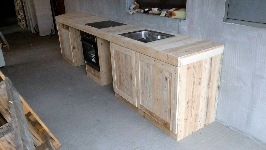 pallet-wood-kitchen