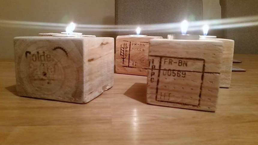 pallet-wooden-candle-holders