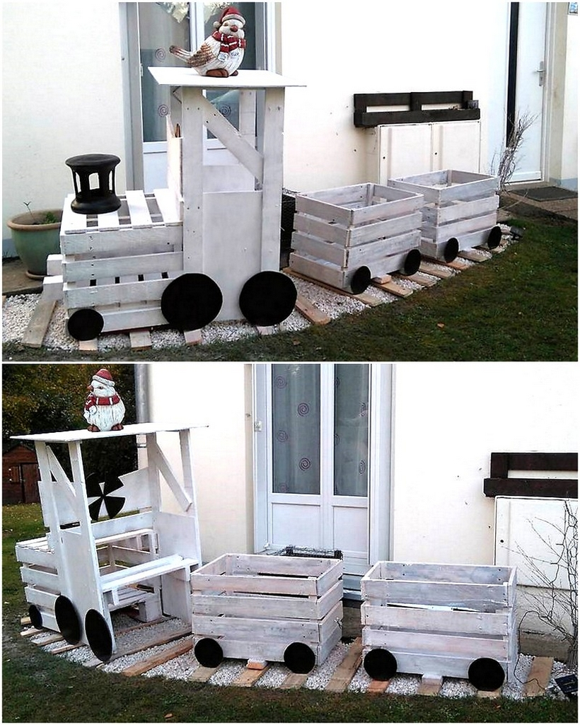 Smashing Ideas for Pallet Reusing