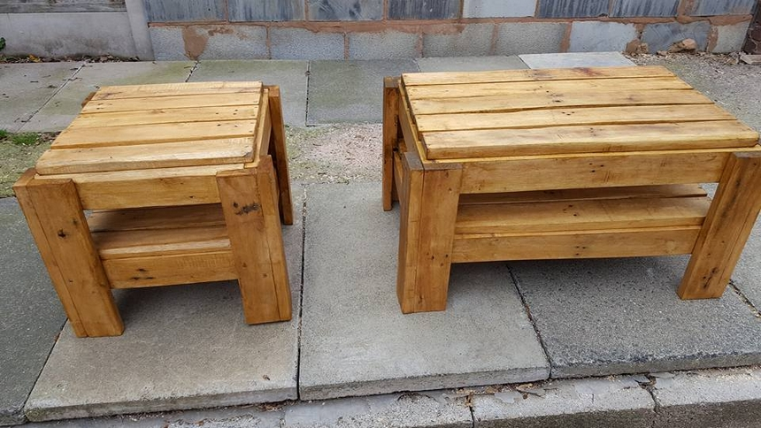 wooden-pallet-tables
