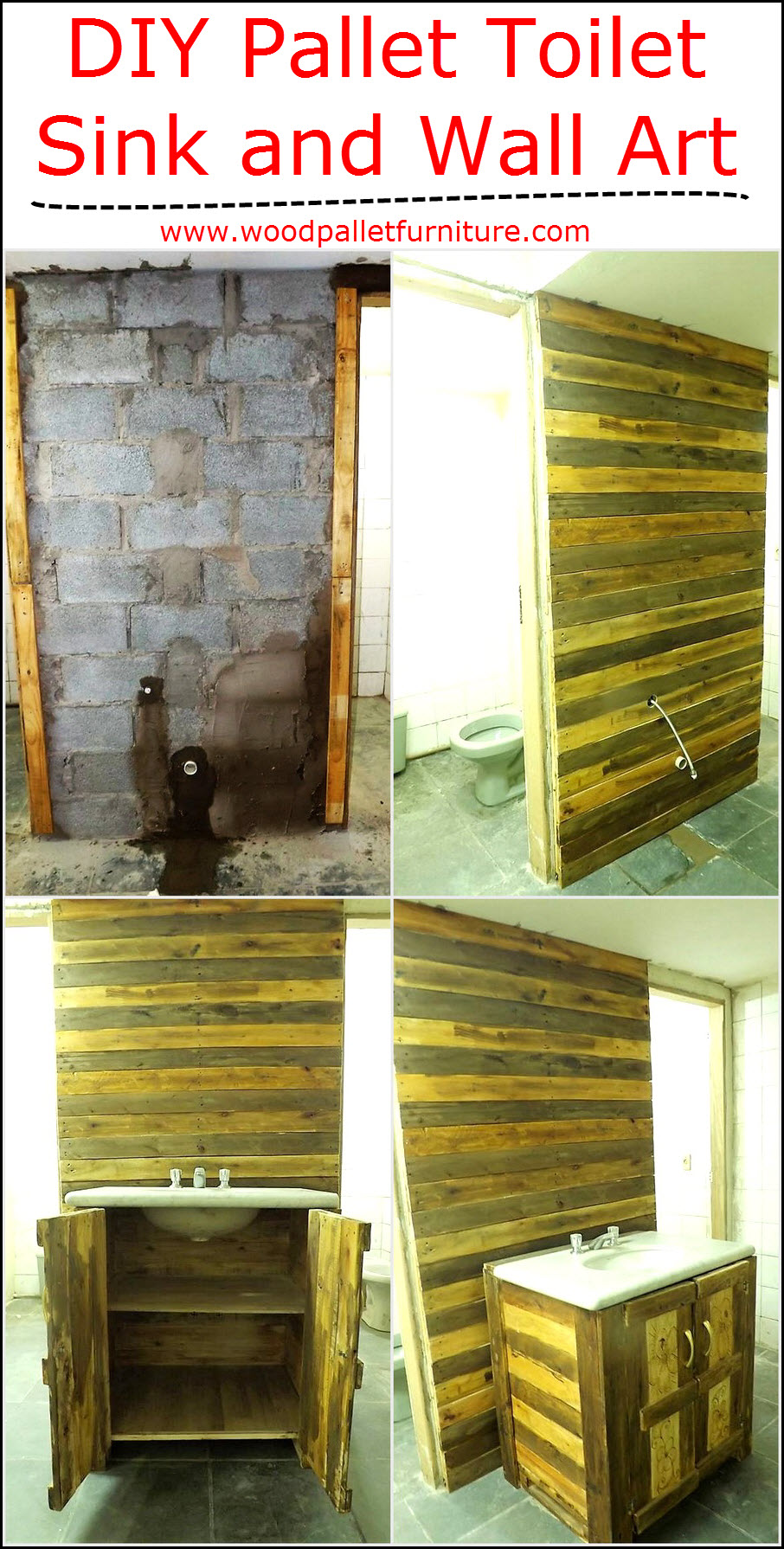 diy-pallet-toilet-sink-and-wall-art