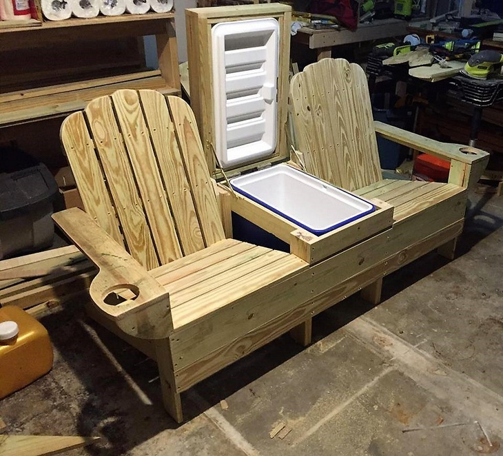 Admirable Ideas for Pallets Recycling