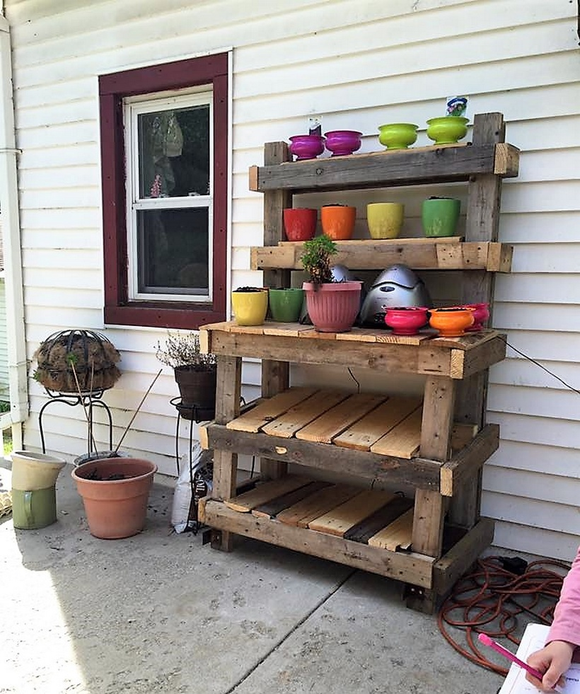 Cheap Achievements With Recycled Wooden Pallets Wood