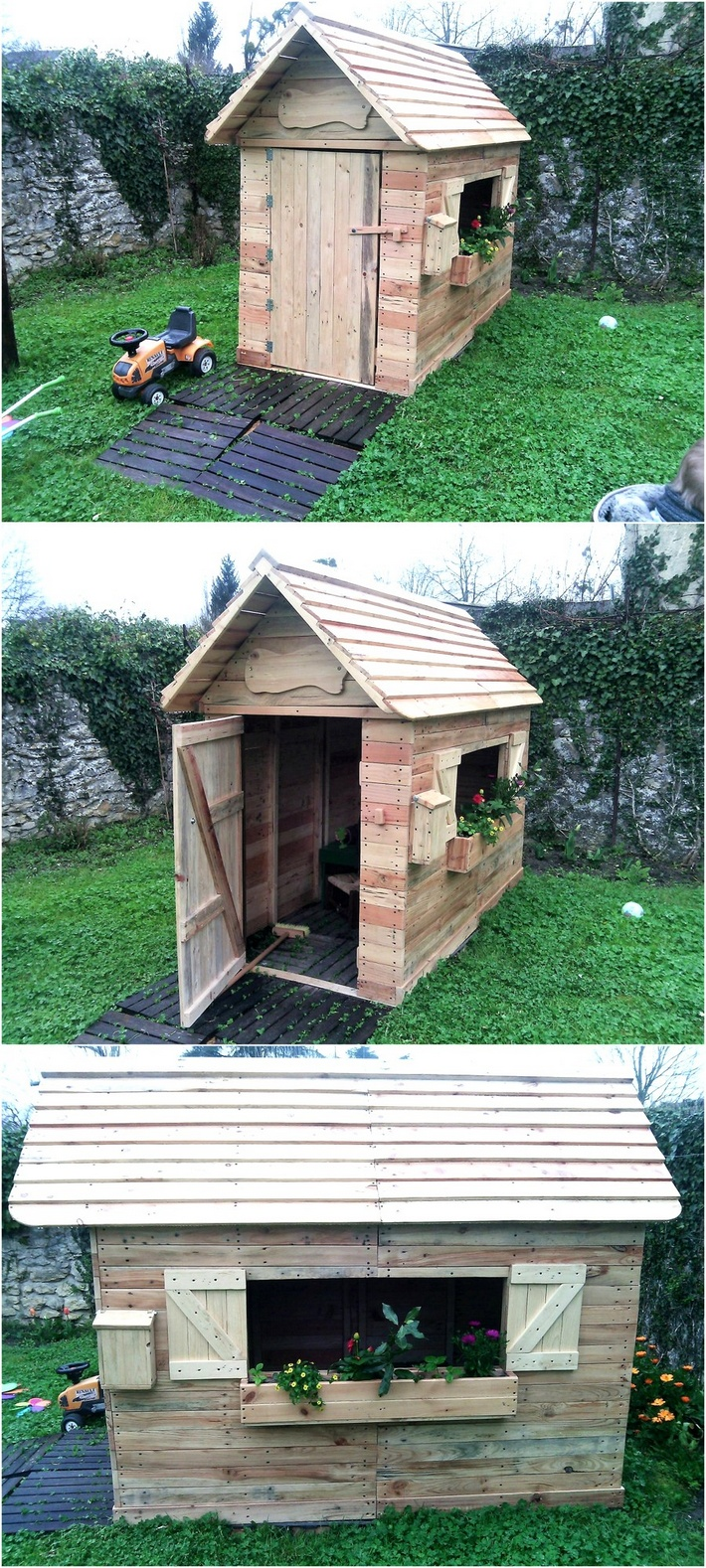kids-play-cabin-made-with-pallets
