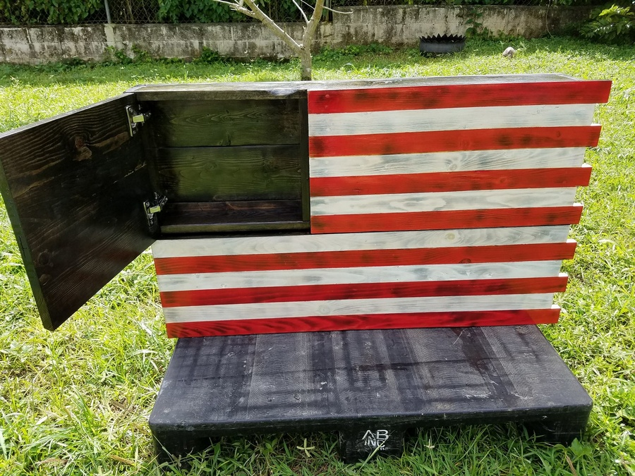 pallet-american-flag-project
