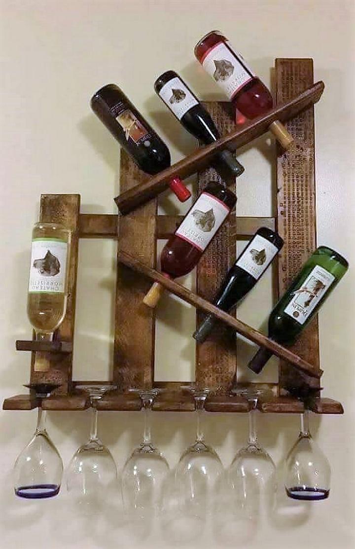 pallet-bottle-shelving