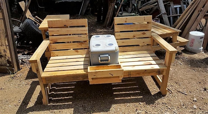 pallets-cooler-bench