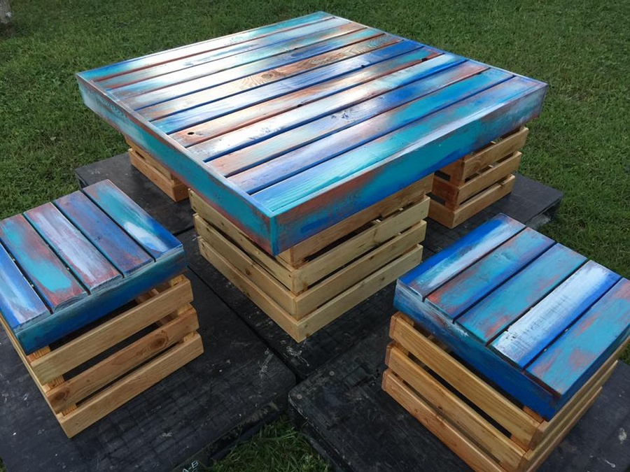 pallets-made-dinning-set-furniture
