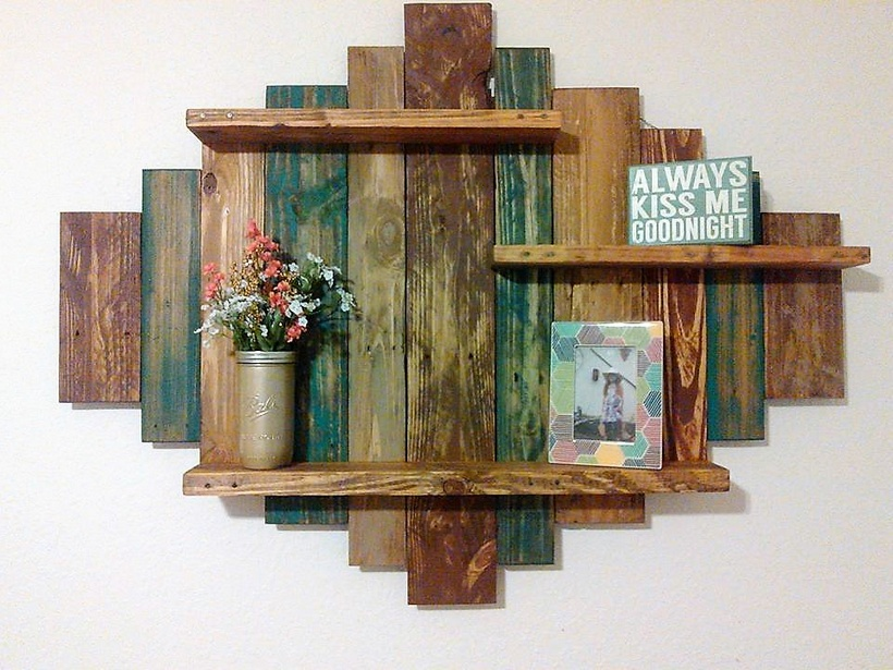 Cheap Achievements with Recycled Wooden Pallets