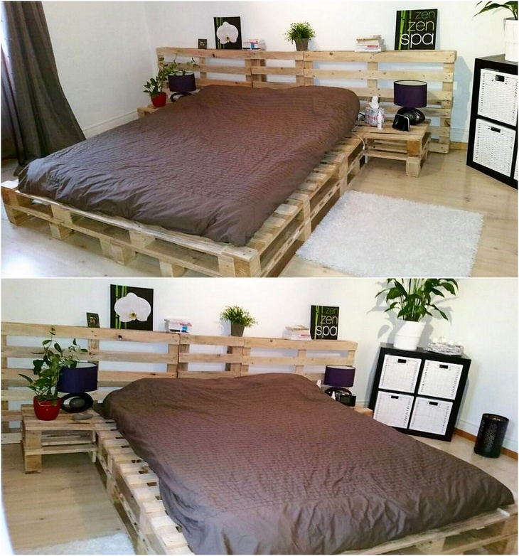 simple-made-pallets-wood-bed
