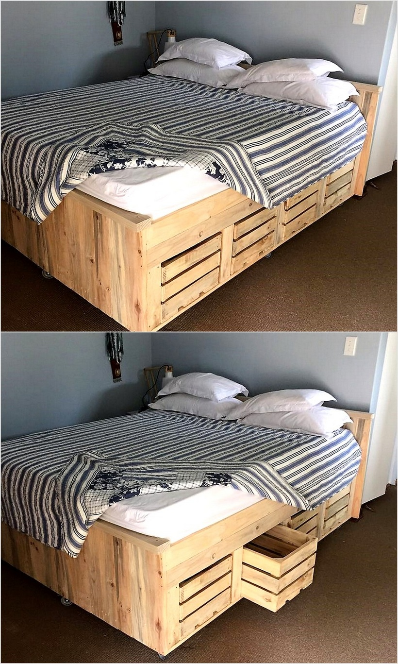wooden-pallet-bed-with-storage