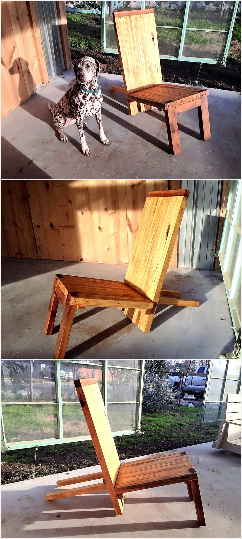 wooden-pallet-stylish-chair