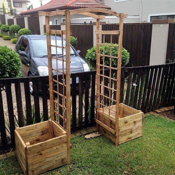 Admirable Ideas For Pallets Recycling Wood Pallet Furniture