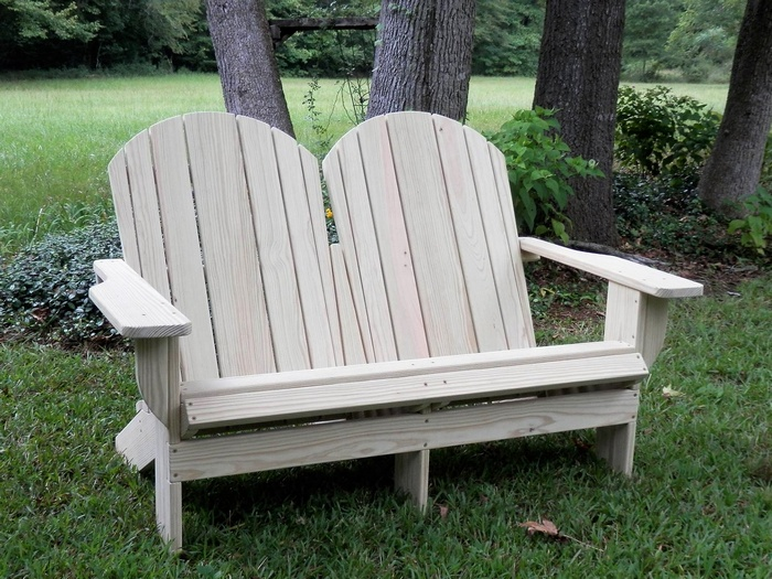 Pallets Adirondack Chairs 4