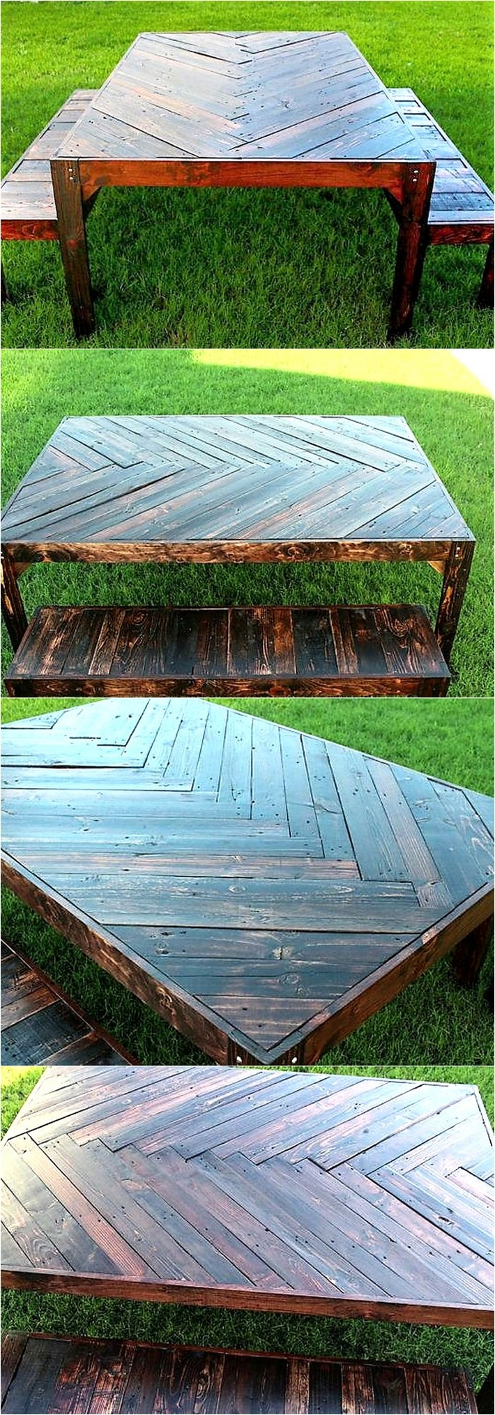 reclaimed-pallet-wooden-table