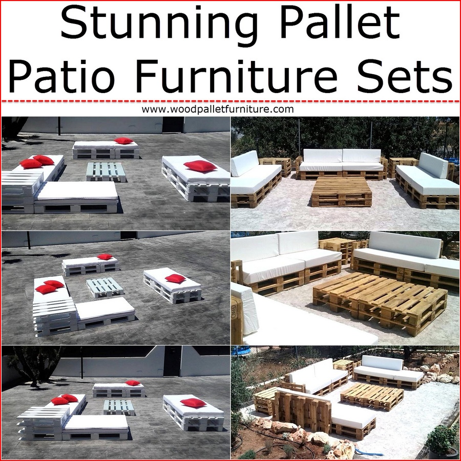 stunning-pallet-patio-furniture-sets