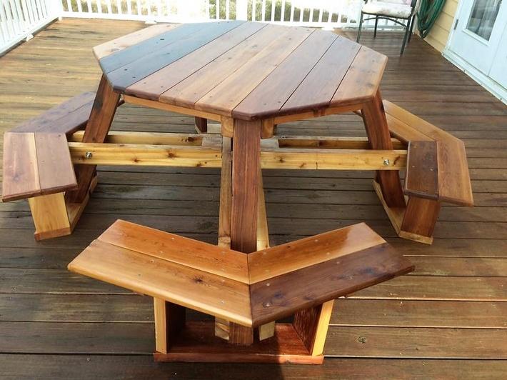octagonal-pallet-table