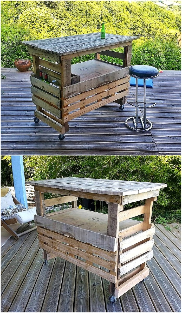recycled-pallet-bar-table