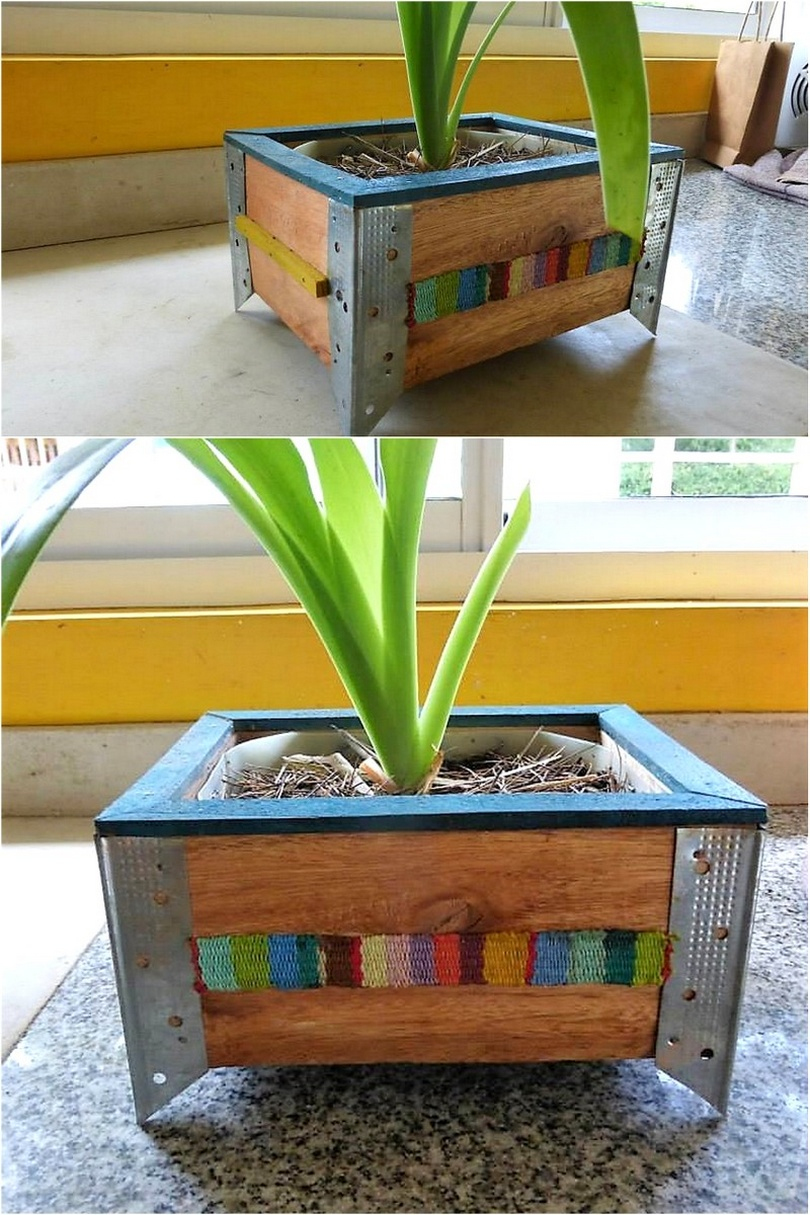 upcycled-pallet-planter