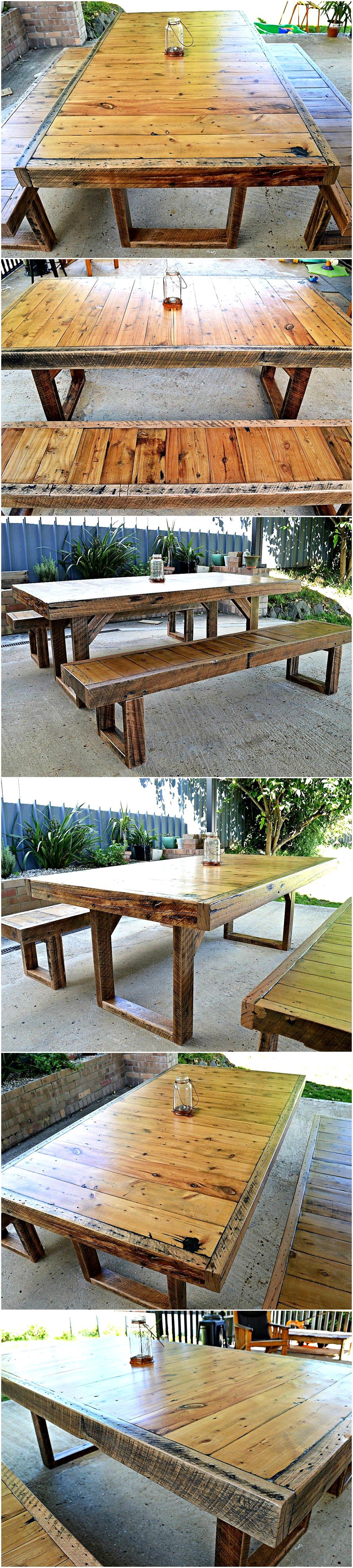 hand made pallet wooden farmhouse furniture wood pallet furniture