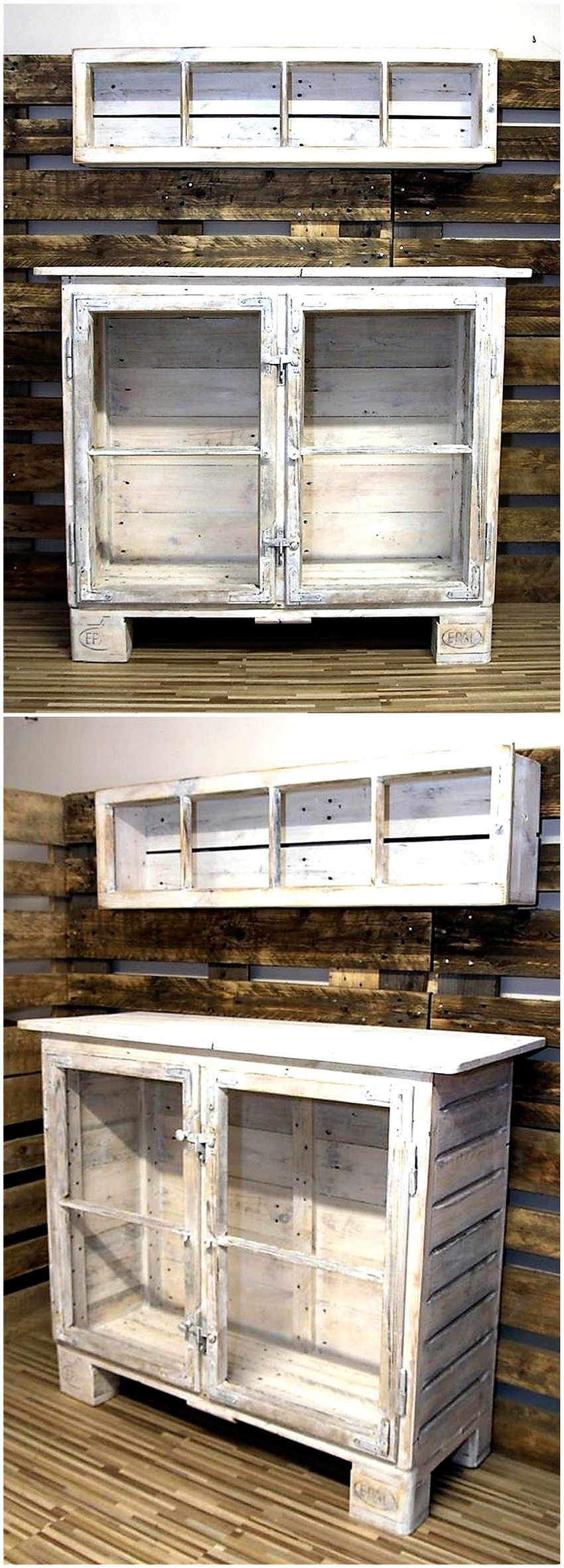 Creative Pallet Recycling Ideas by Lucie's Palettenmöbel ...