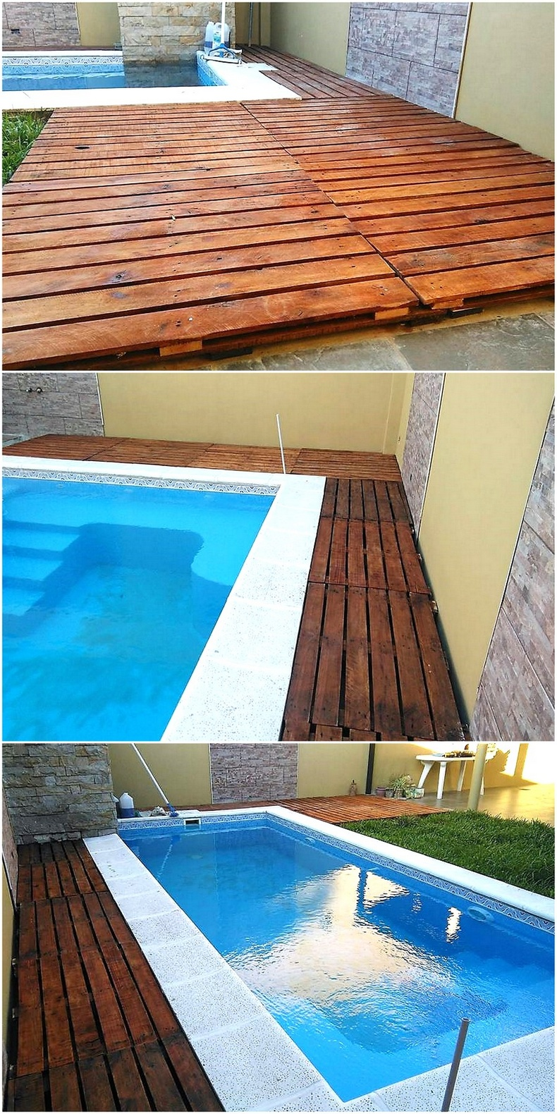 Amazing Ideas With Recycled Wood Pallets Wood Pallet