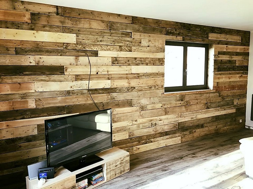 Recycled Wood Pallet Wall Art Plan Wood Pallet Furniture