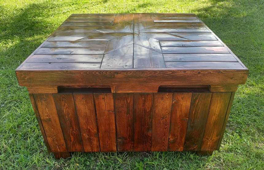 pallet adirondack furniture table