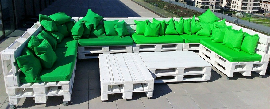 pallets recycled furniture