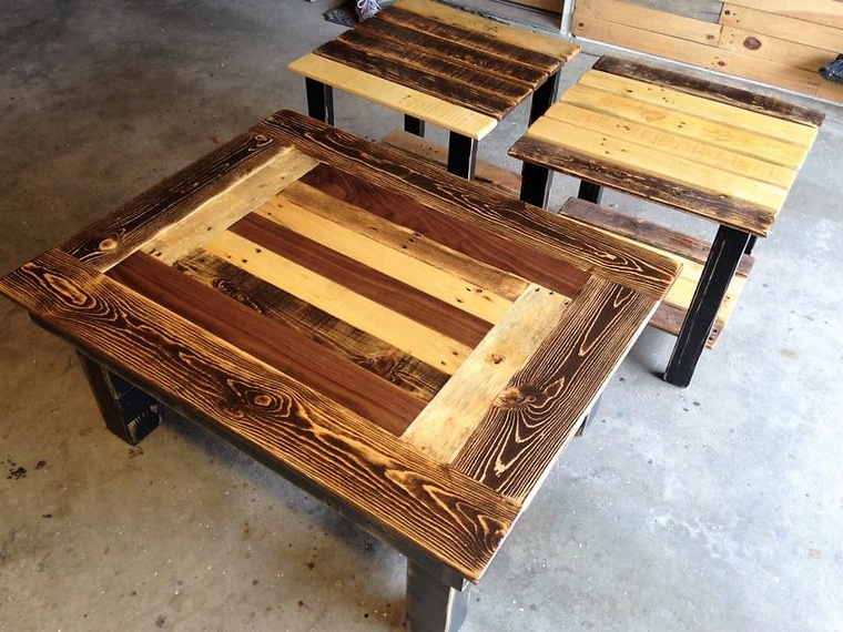 wood pallet table ideas