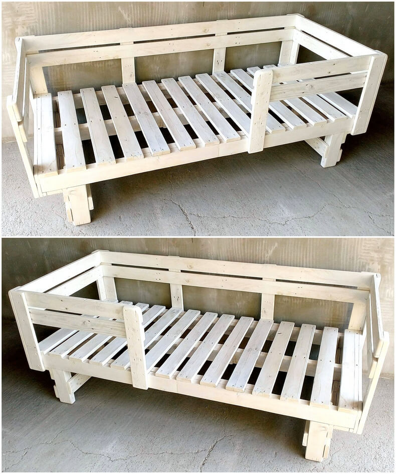 pallet kids bed plan