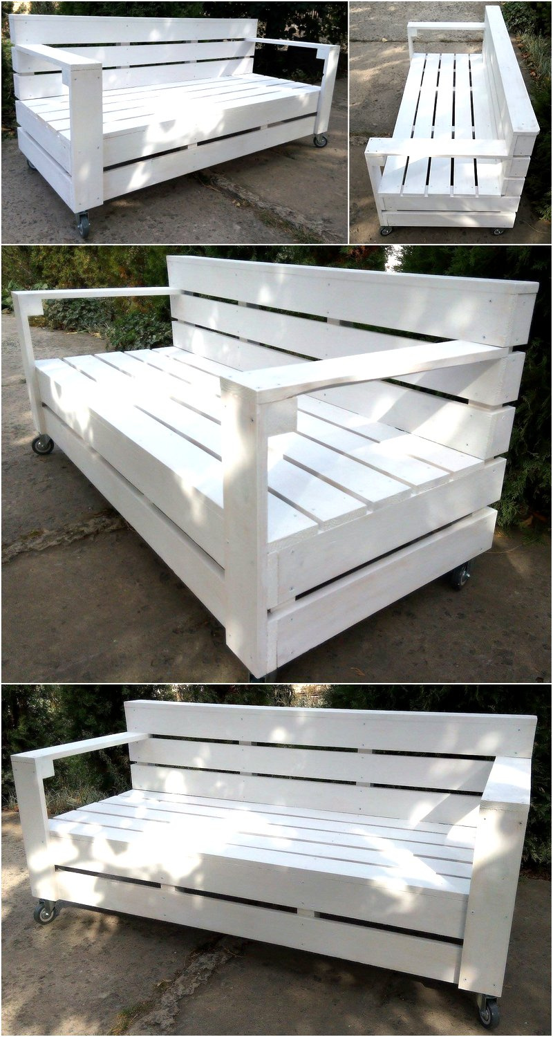 50 Cool Ideas for Wood Pallets Upcycling | Wood Pallet Furniture