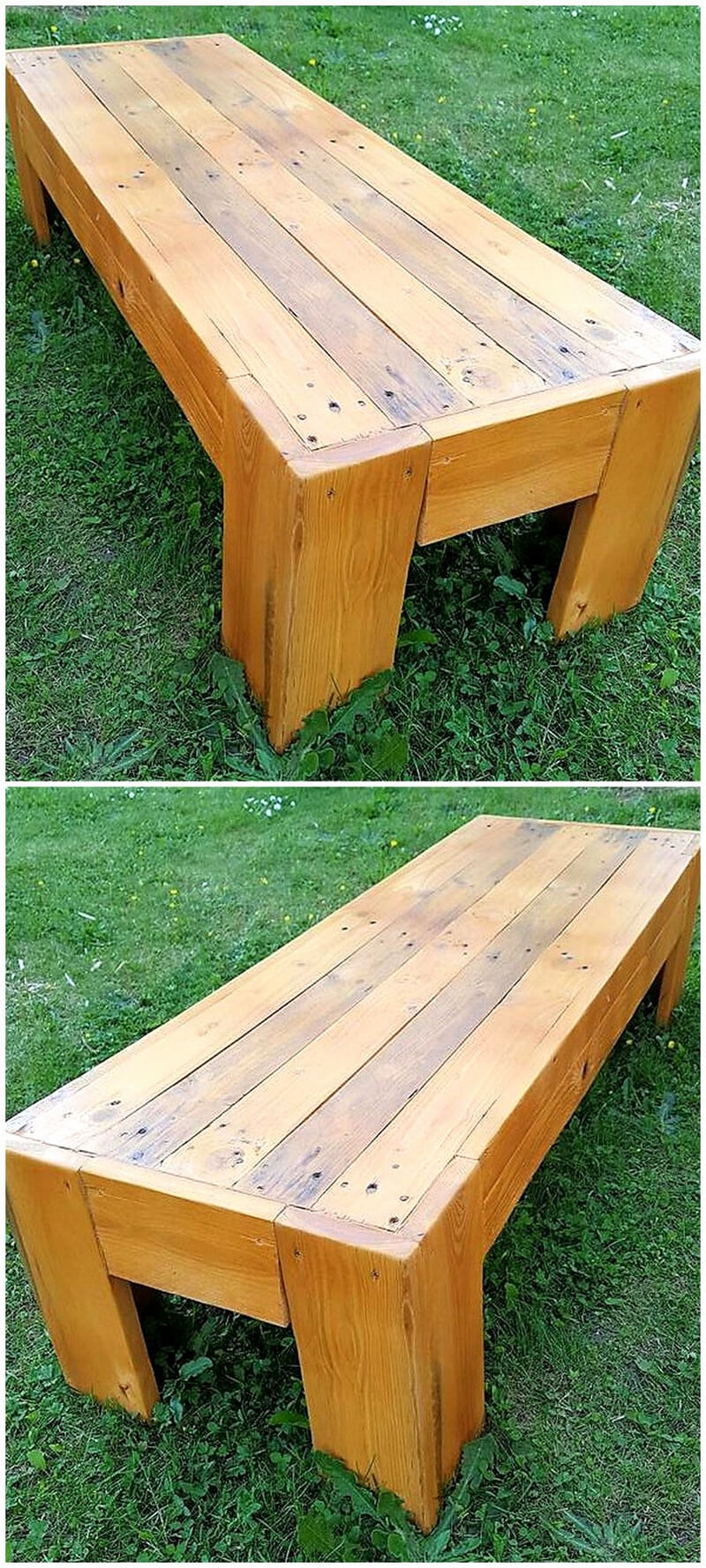Patio En Bois De Palette recycle and reuse ideas for used wood pallets | wood pallet