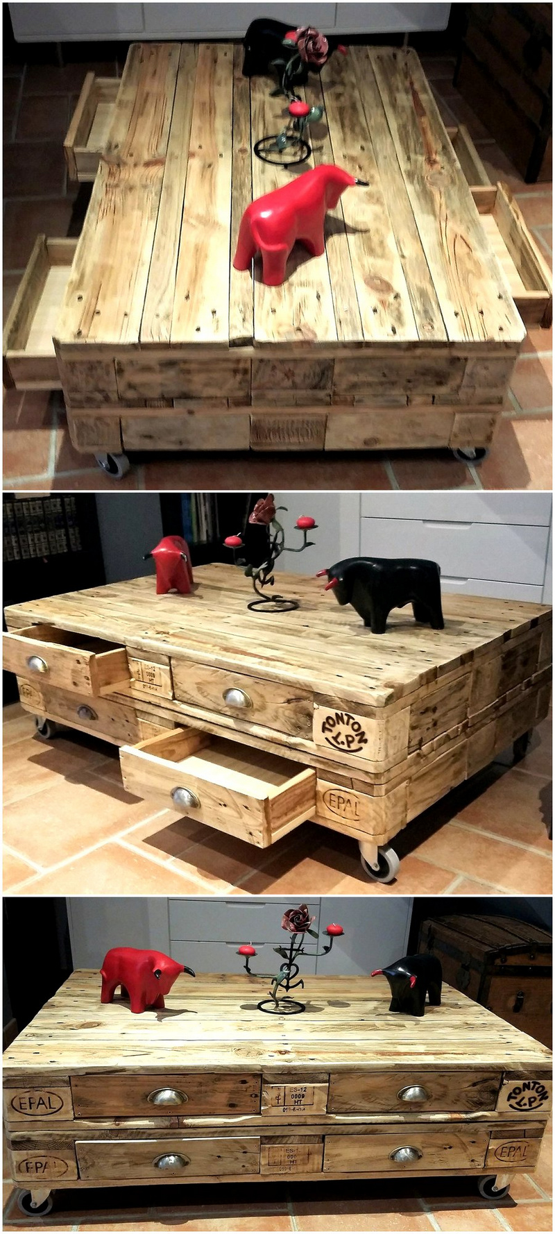 50 Cool Ideas for Wood Pallets Upcycling | Page 4 | Wood ...