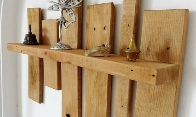 Steal These Genius Ideas of Recycled Wood Pallets