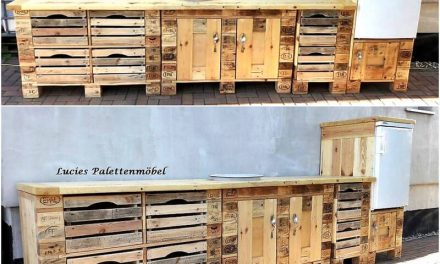 Awesome DIY Ideas for Reusing Used Shipping Pallets