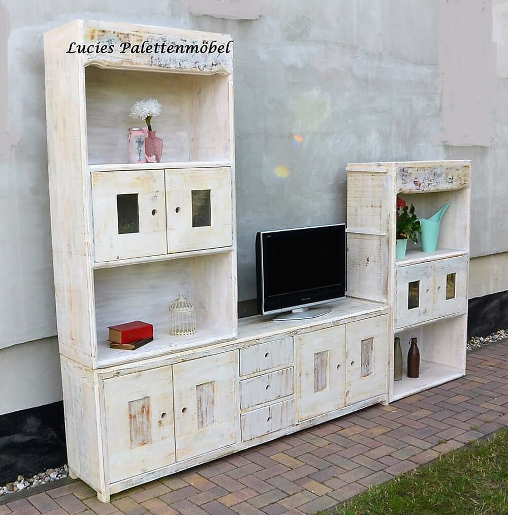 pallets cupboard plan
