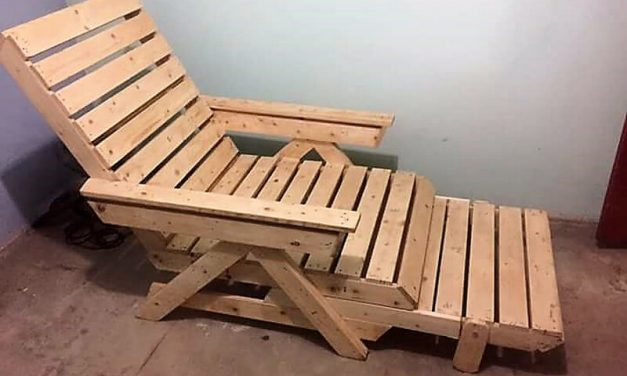 Creative Creations with Reclaimed Wooden Pallets