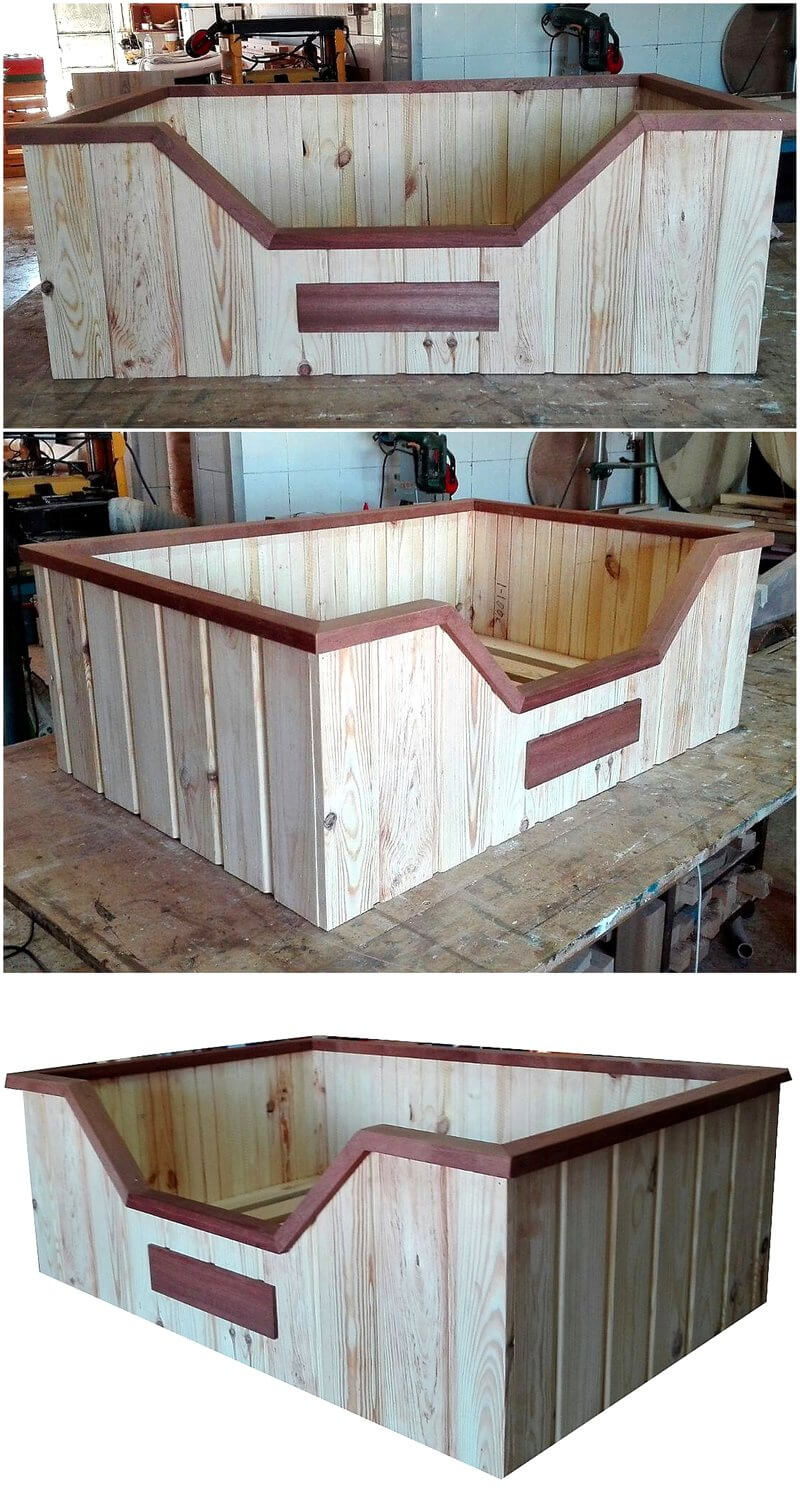Creative DIY Wooden Pallets Recycling Ideas | Wood Pallet ...