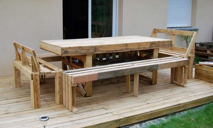 Convert Old Used Pallets Into Something Useful